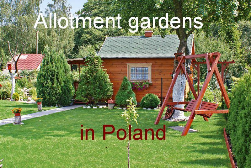 Polski Związek Działkowców Allotments