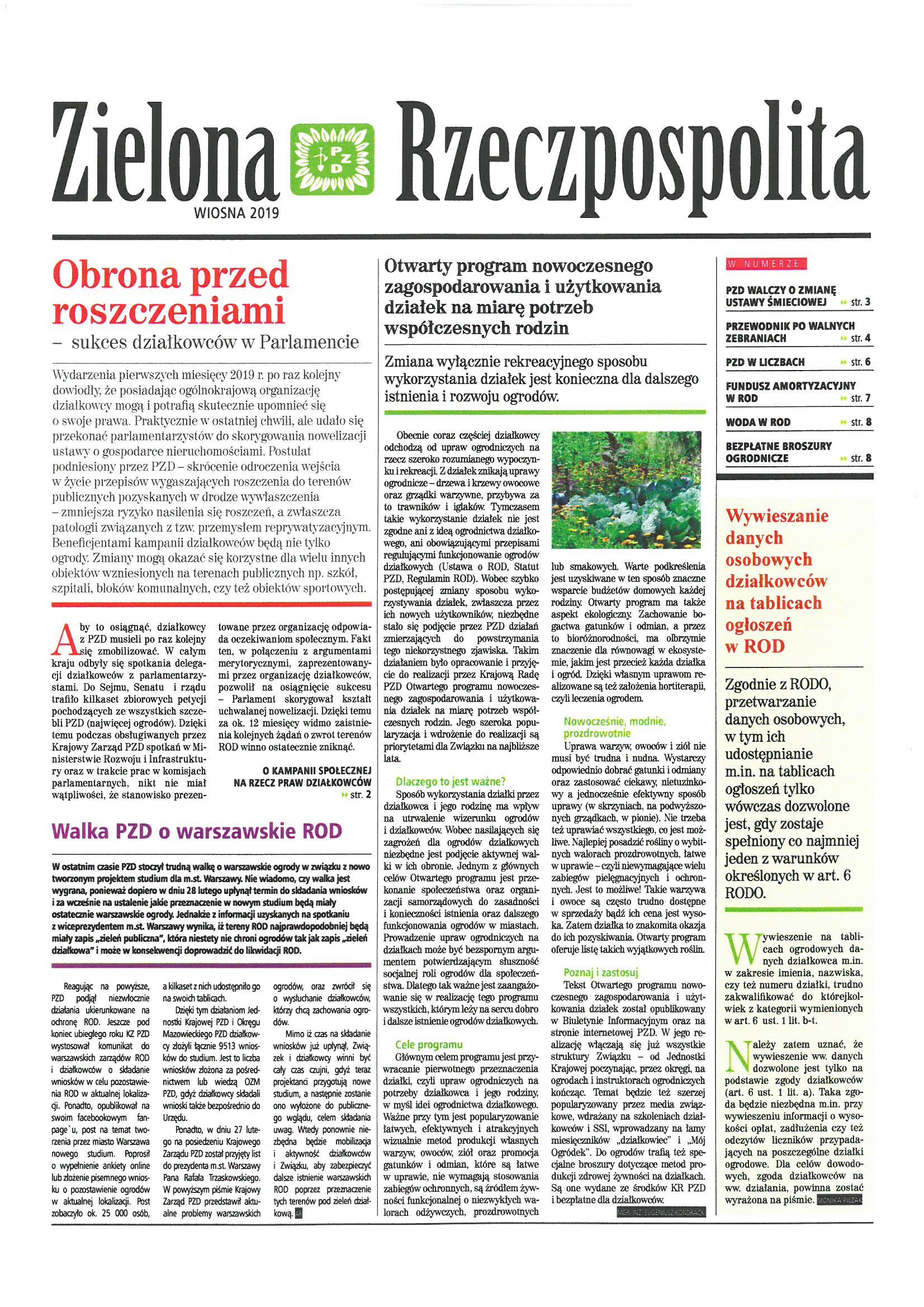 Zielona Rzeczpospolita