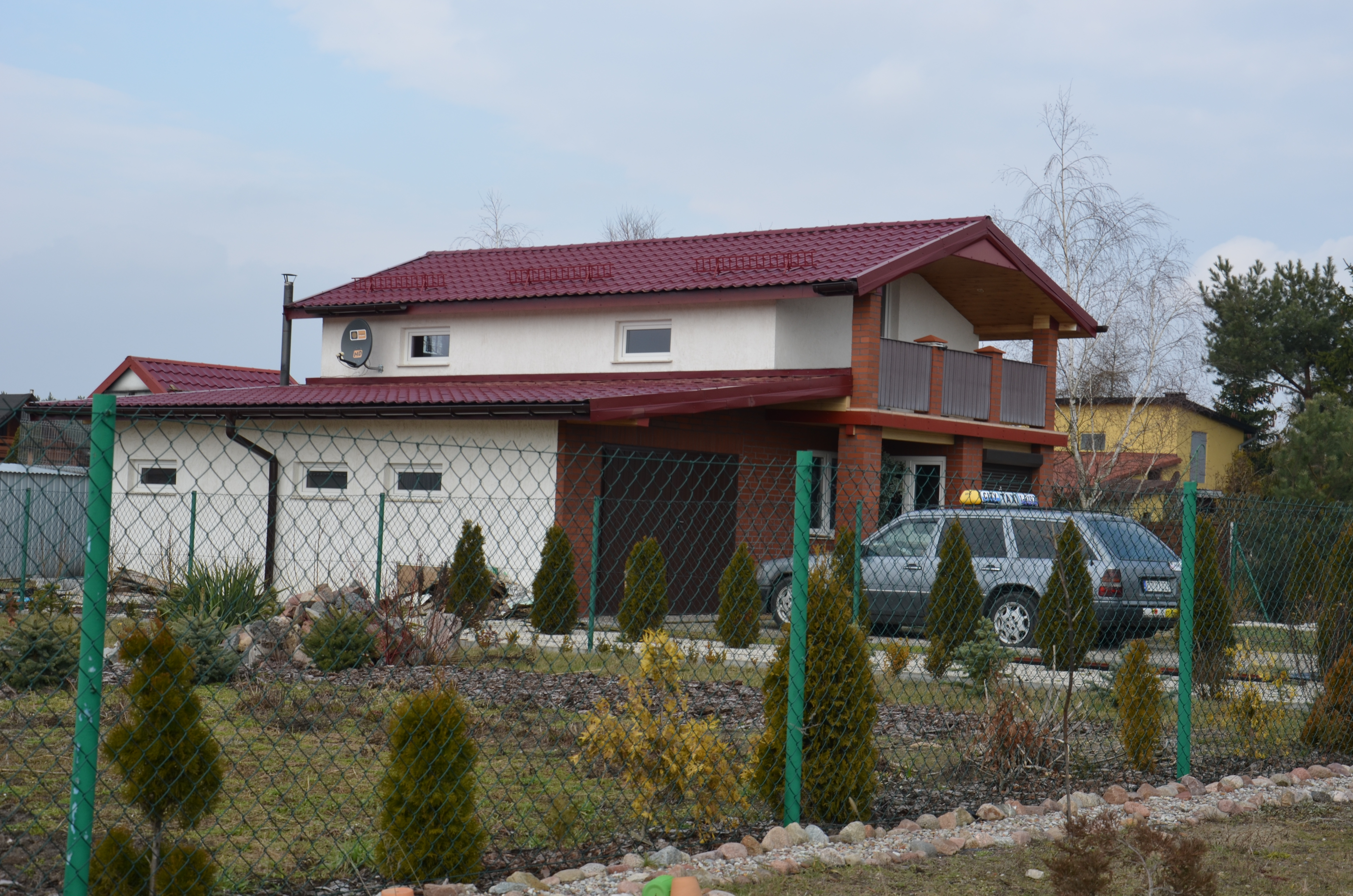 Ukryty W Chaszczach Problem Zamieszkiwania W Rod